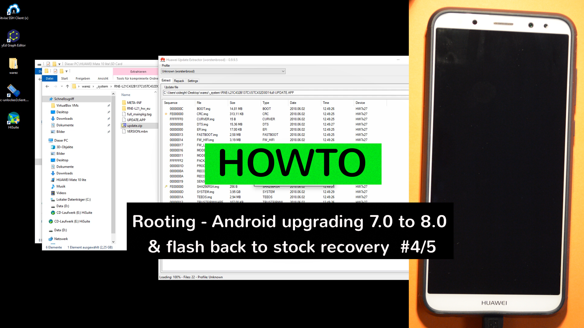 Rooting your device Part #4/5