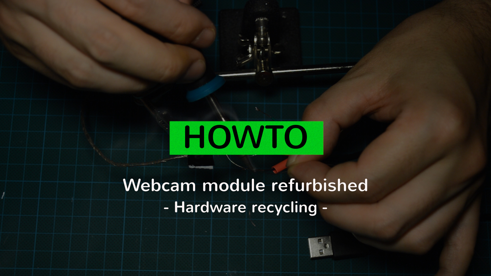 DIY - Repurpose a cam module