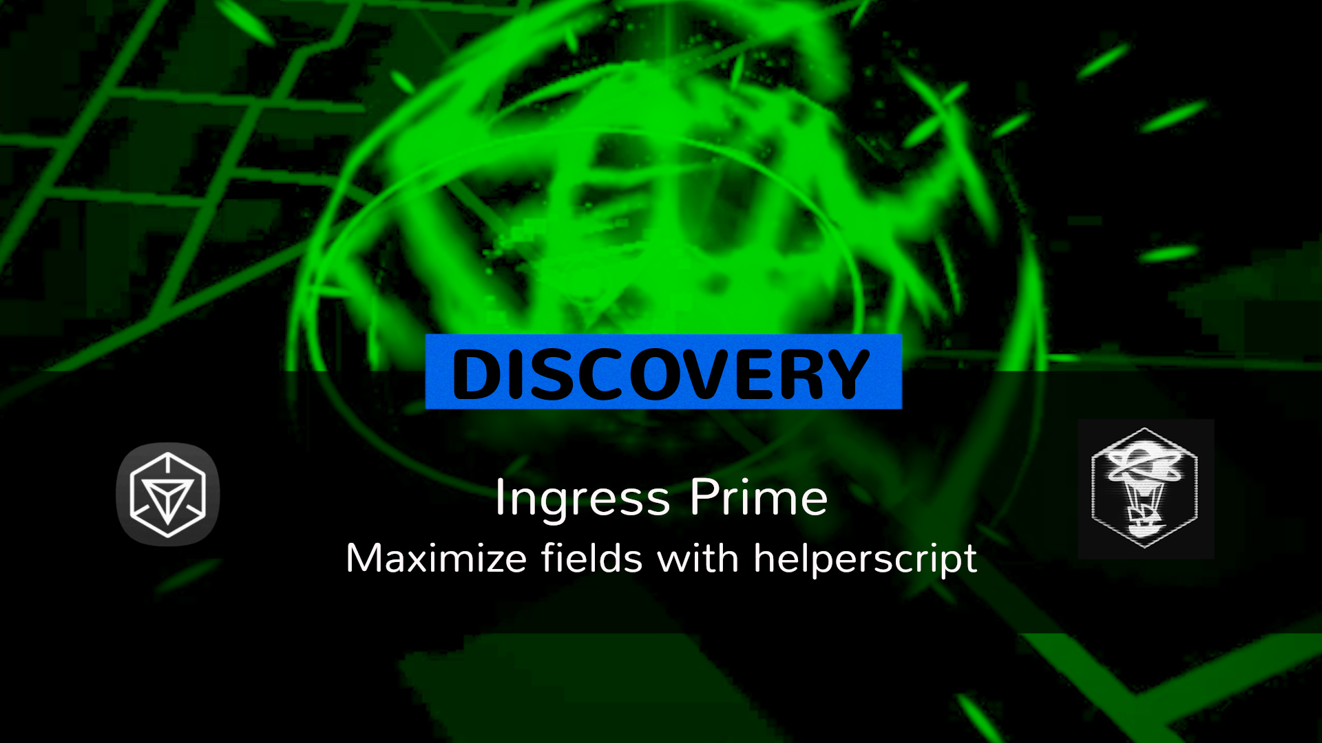 Maximize fields in ingress with automated script